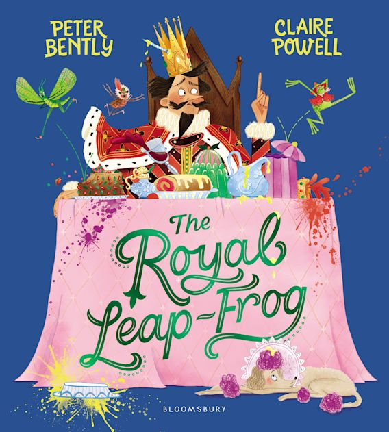 The Royal Leap-Frog cover