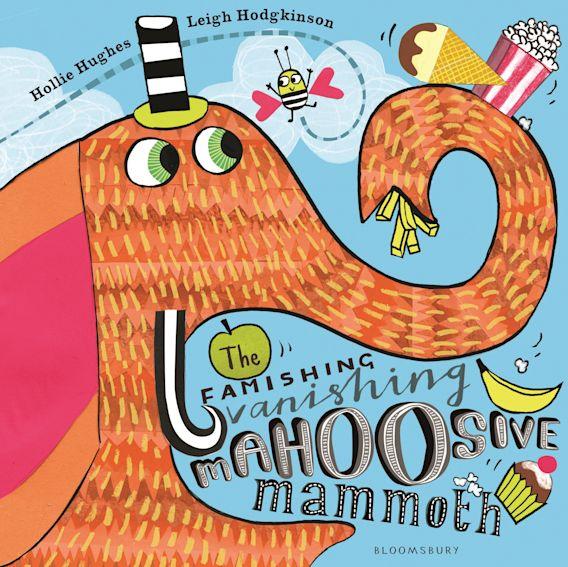 The Famishing Vanishing Mahoosive Mammoth cover