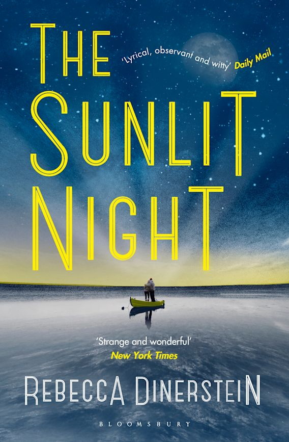 The Sunlit Night cover