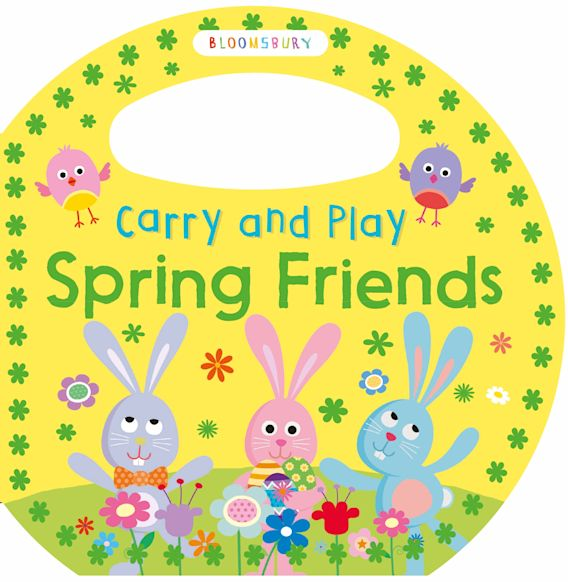 Carry and Play Spring Friends cover