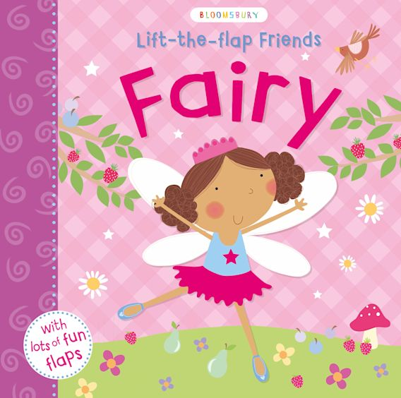 Lift-the-flap Friends Fairy cover