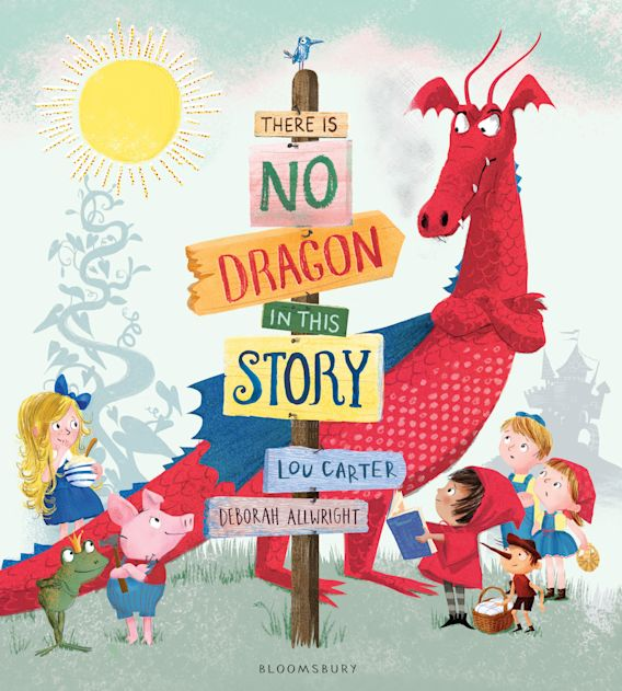 There Is No Dragon In This Story cover