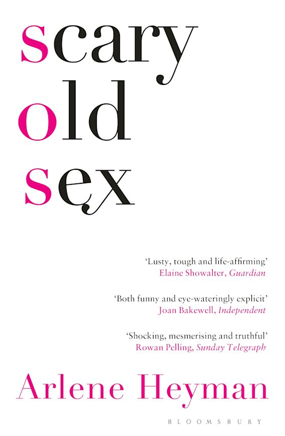 Scary Old Sex cover