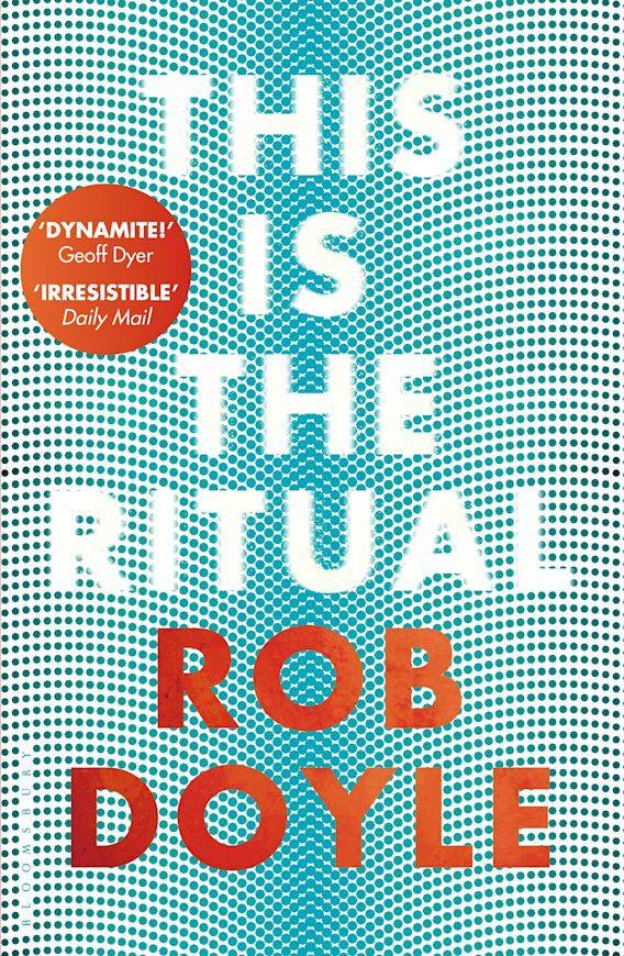 This is the Ritual cover