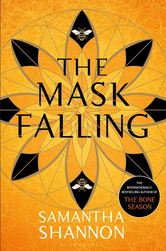 The Mask Falling cover