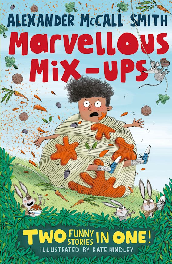 Alexander McCall Smith's Marvellous Mix-ups cover