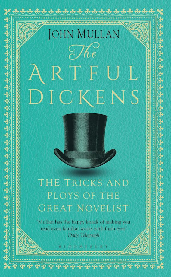The Artful Dickens cover