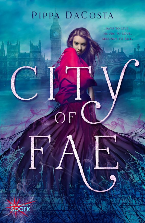 City of Fae cover