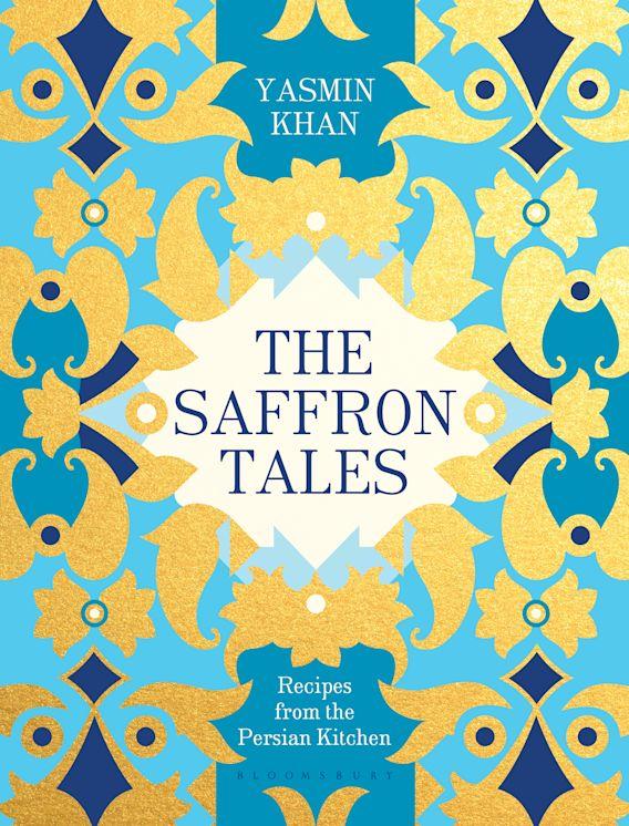 The Saffron Tales cover