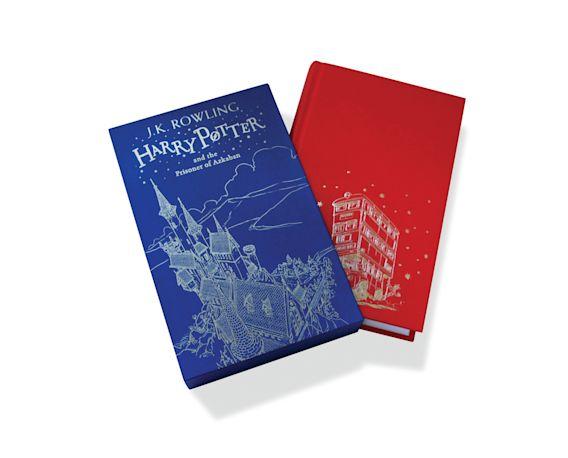 Harry Potter and the Prisoner of Azkaban cover