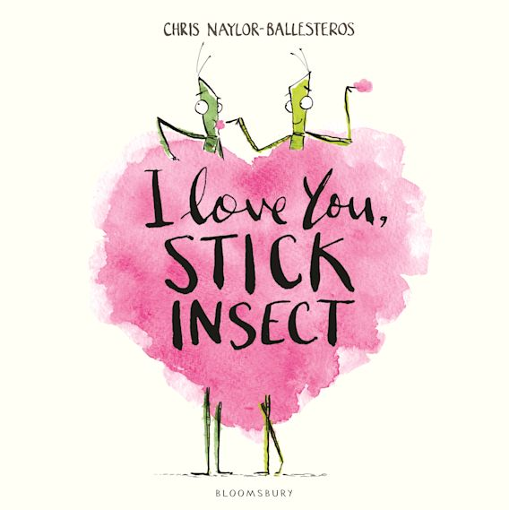 I Love You, Stick Insect cover