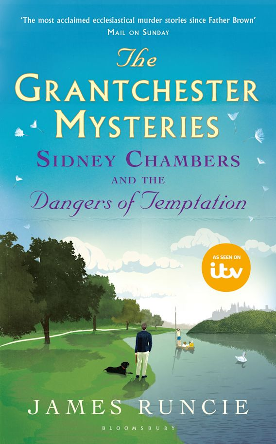 Sidney Chambers and The Dangers of Temptation cover