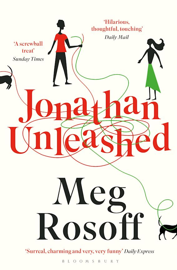 Jonathan Unleashed cover
