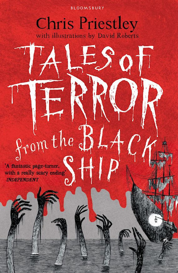 Tales of Terror from the Black Ship cover