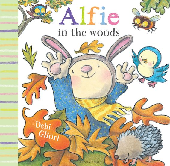 Alfie in the Woods cover