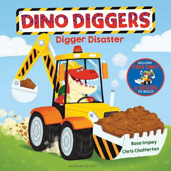 Digger Disaster cover