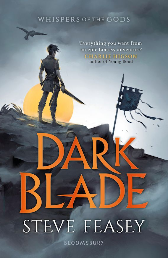 Dark Blade cover