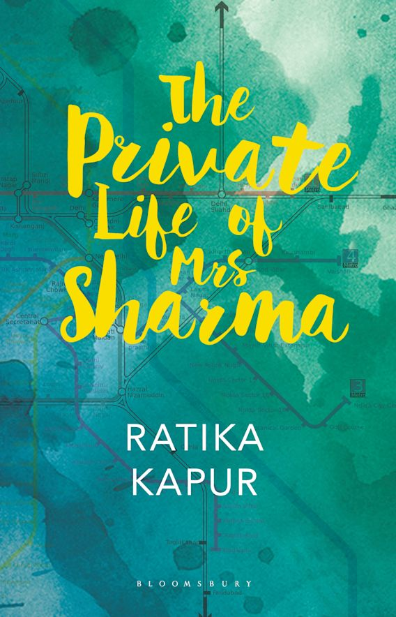 The Private Life of Mrs Sharma cover