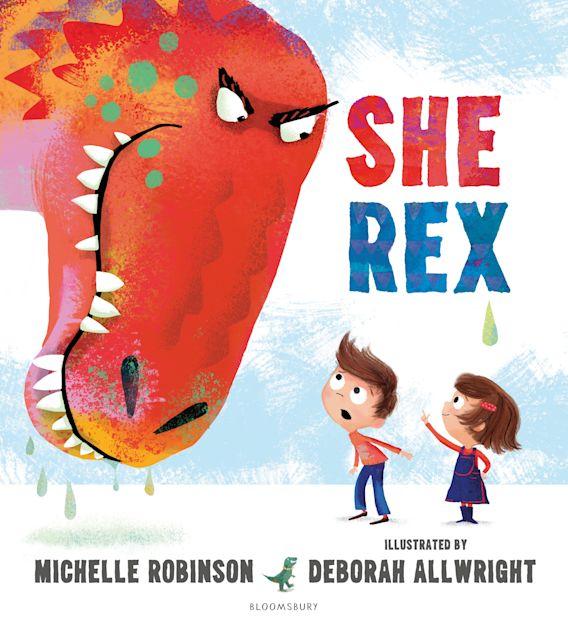 She Rex cover