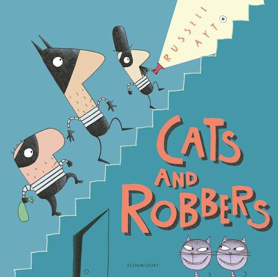 Cats and Robbers cover