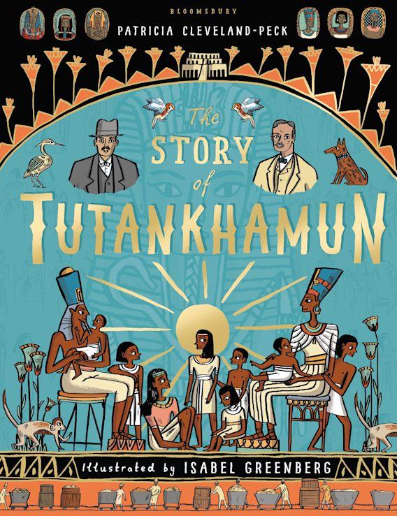 The Story of Tutankhamun cover