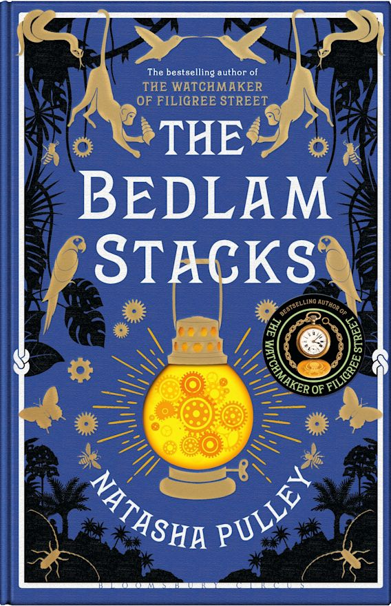 The Bedlam Stacks cover