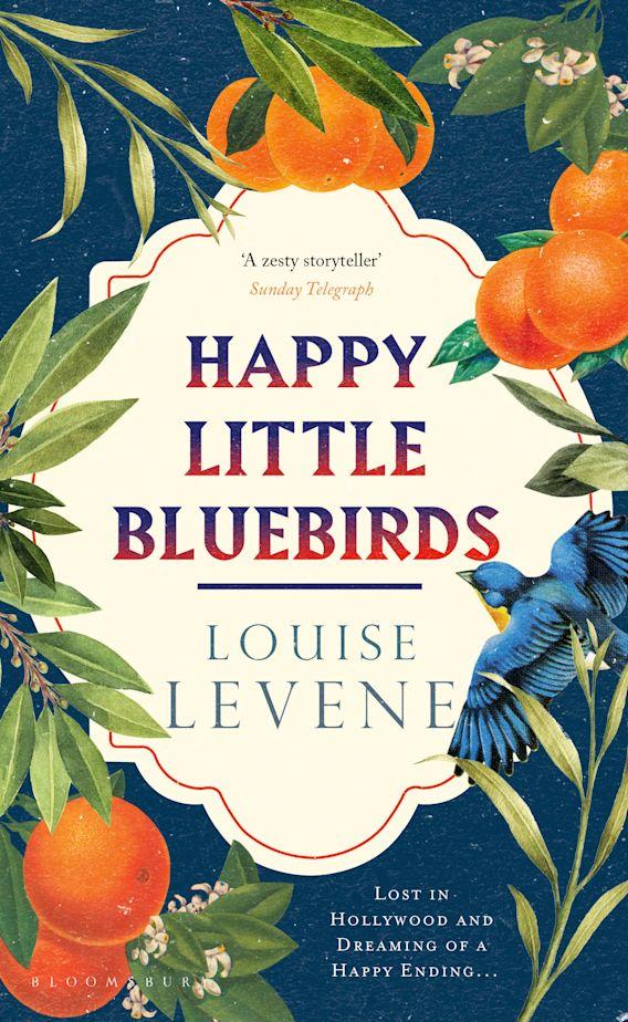 Happy Little Bluebirds cover
