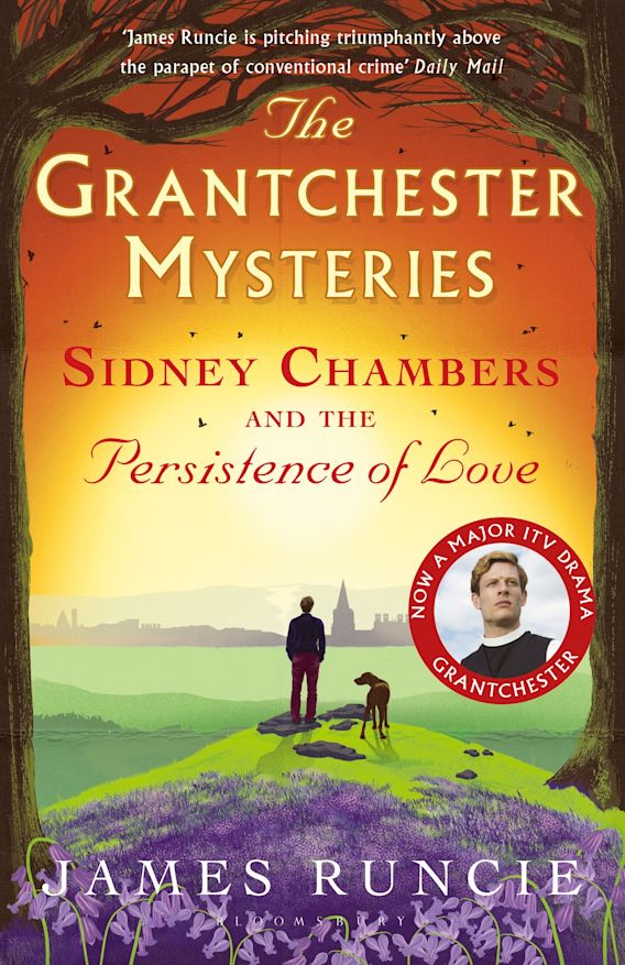 Sidney Chambers and The Persistence of Love cover