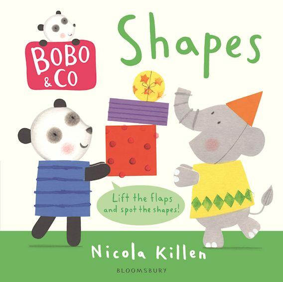 Bobo & Co. Shapes cover