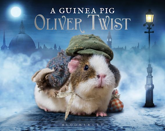 A Guinea Pig Oliver Twist cover