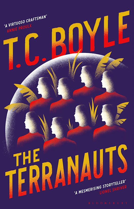The Terranauts cover