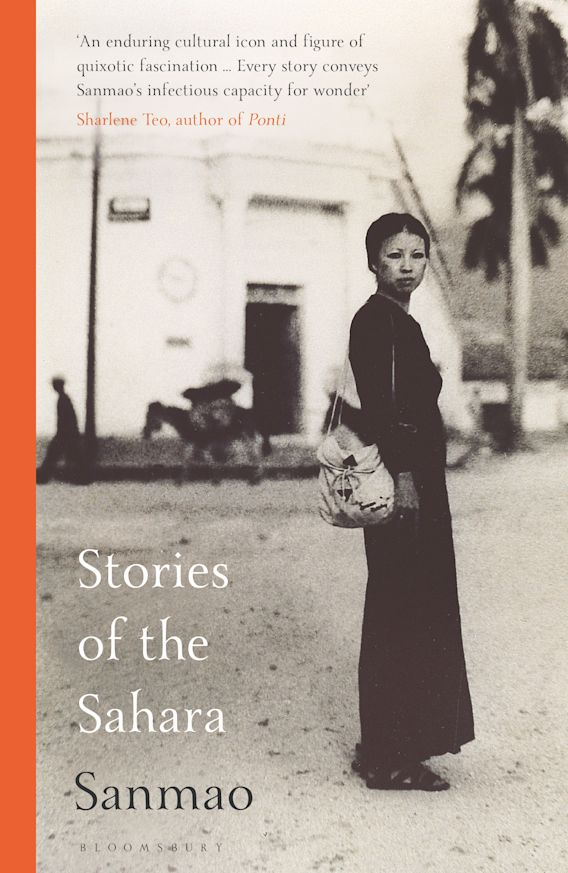 Stories of the Sahara cover