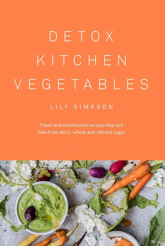 Detox Kitchen Vegetables cover
