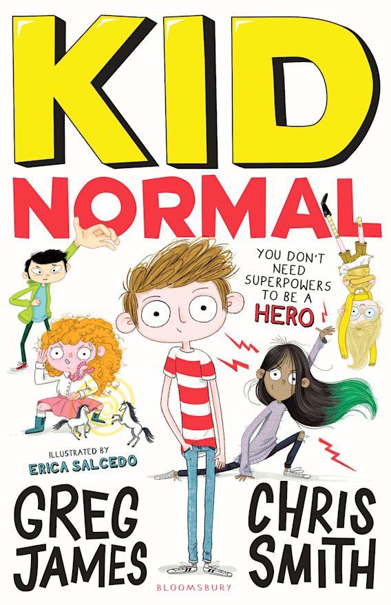 Kid Normal: Kid Normal 1 cover