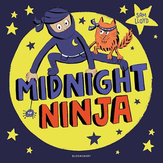 Midnight Ninja cover