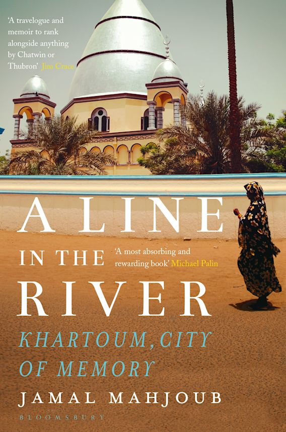 A Line in the River cover