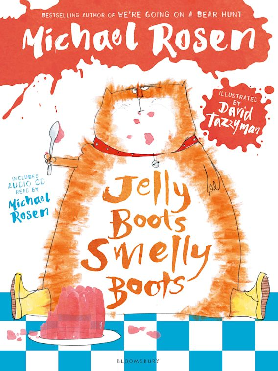 Jelly Boots, Smelly Boots cover