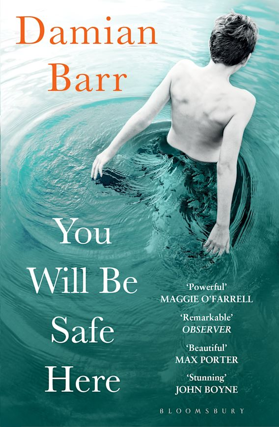 You Will Be Safe Here cover