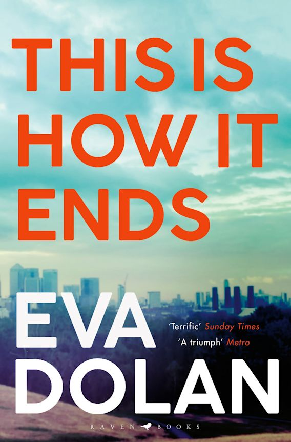 This Is How It Ends cover
