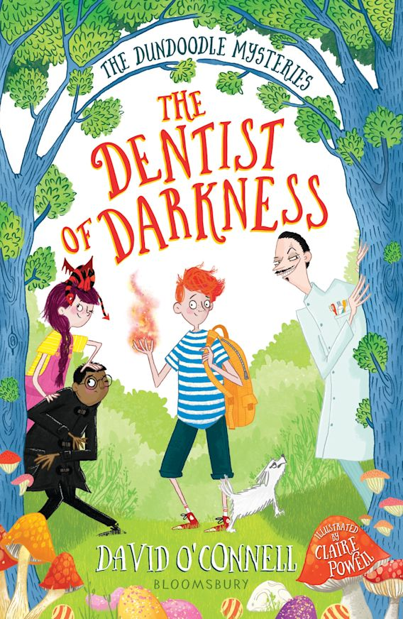 The Dentist of Darkness cover