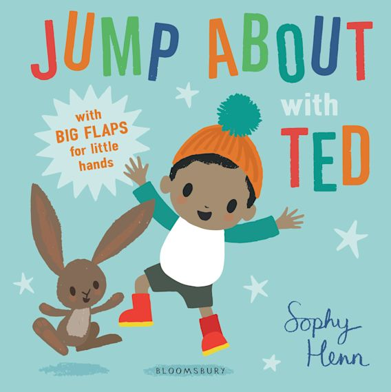 Jump About with Ted cover