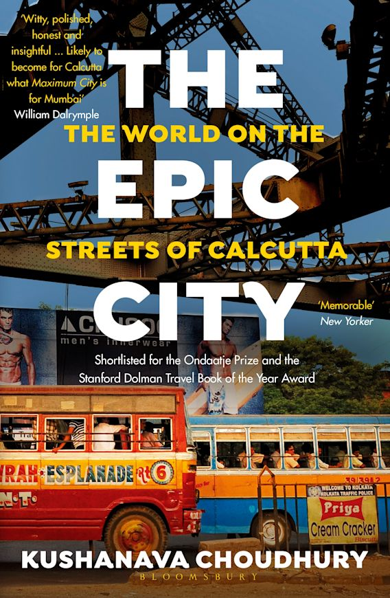 The Epic City cover