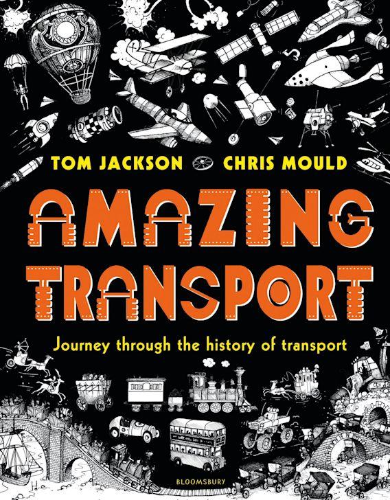 Amazing Transport cover