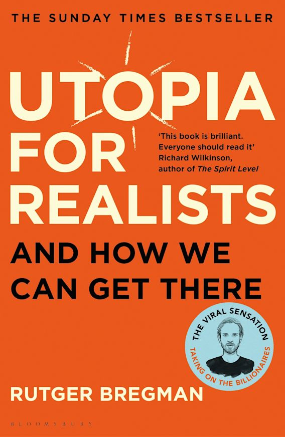 Utopia for Realists cover