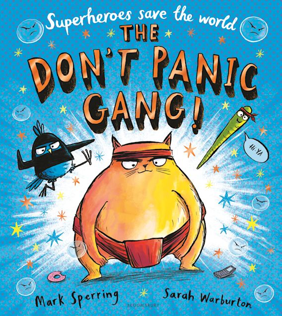 The Don't Panic Gang! cover