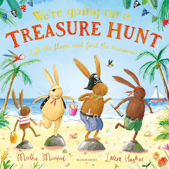 We're Going on a Treasure Hunt cover