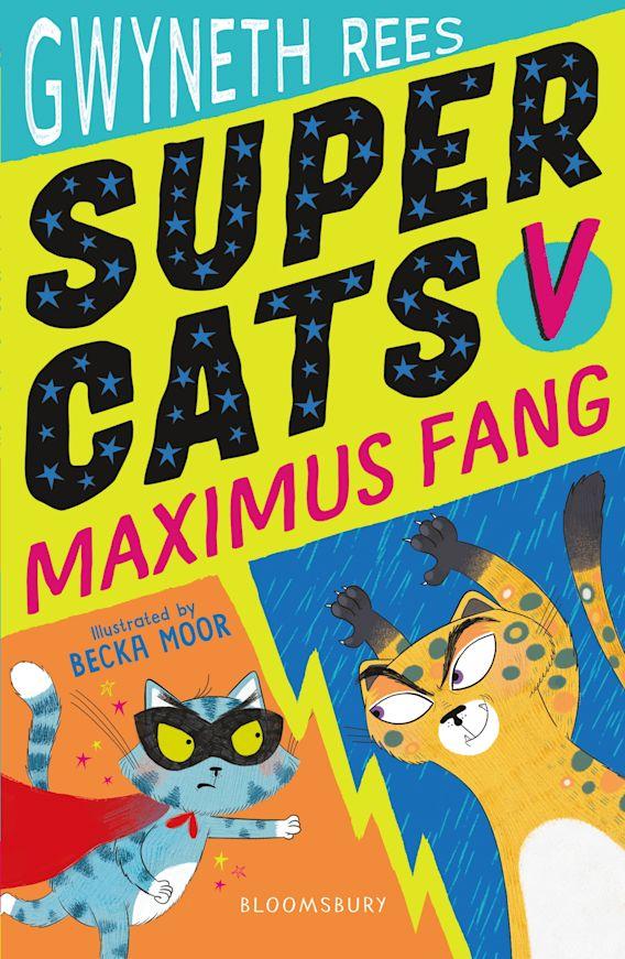 Super Cats v Maximus Fang cover