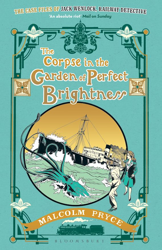 The Corpse in the Garden of Perfect Brightness cover