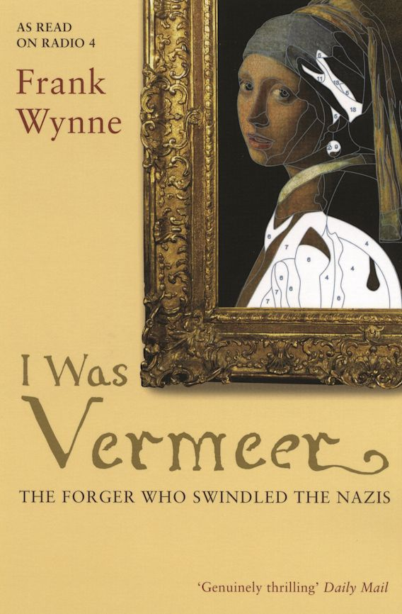 I Was Vermeer cover