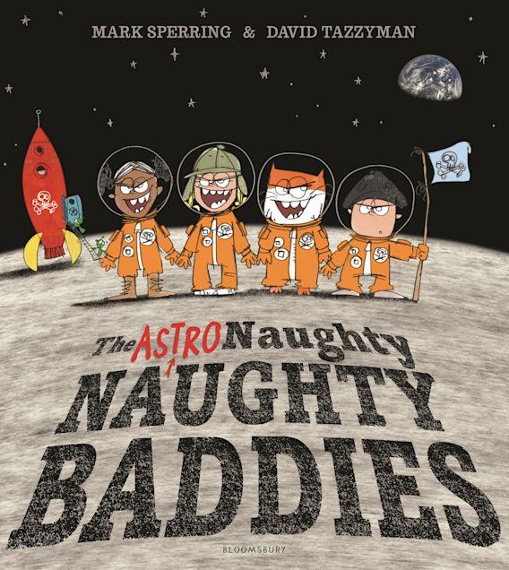 The Astro Naughty Naughty Baddies cover